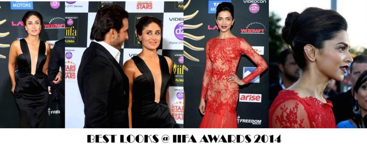 Best Looks @ IIFA AWARDS 2014